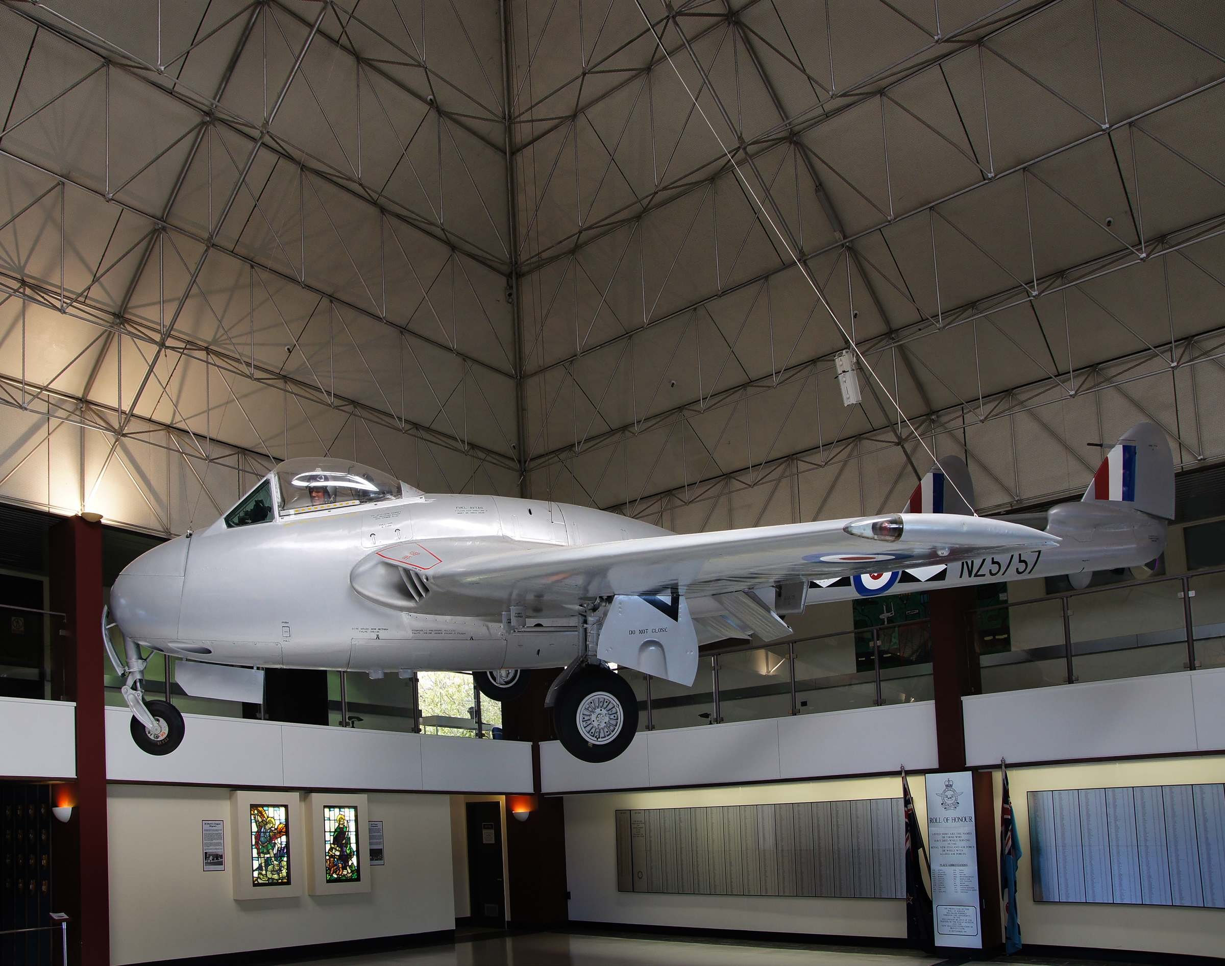air force nz16 Air Force Museum of New Zealand   Must See Attraction