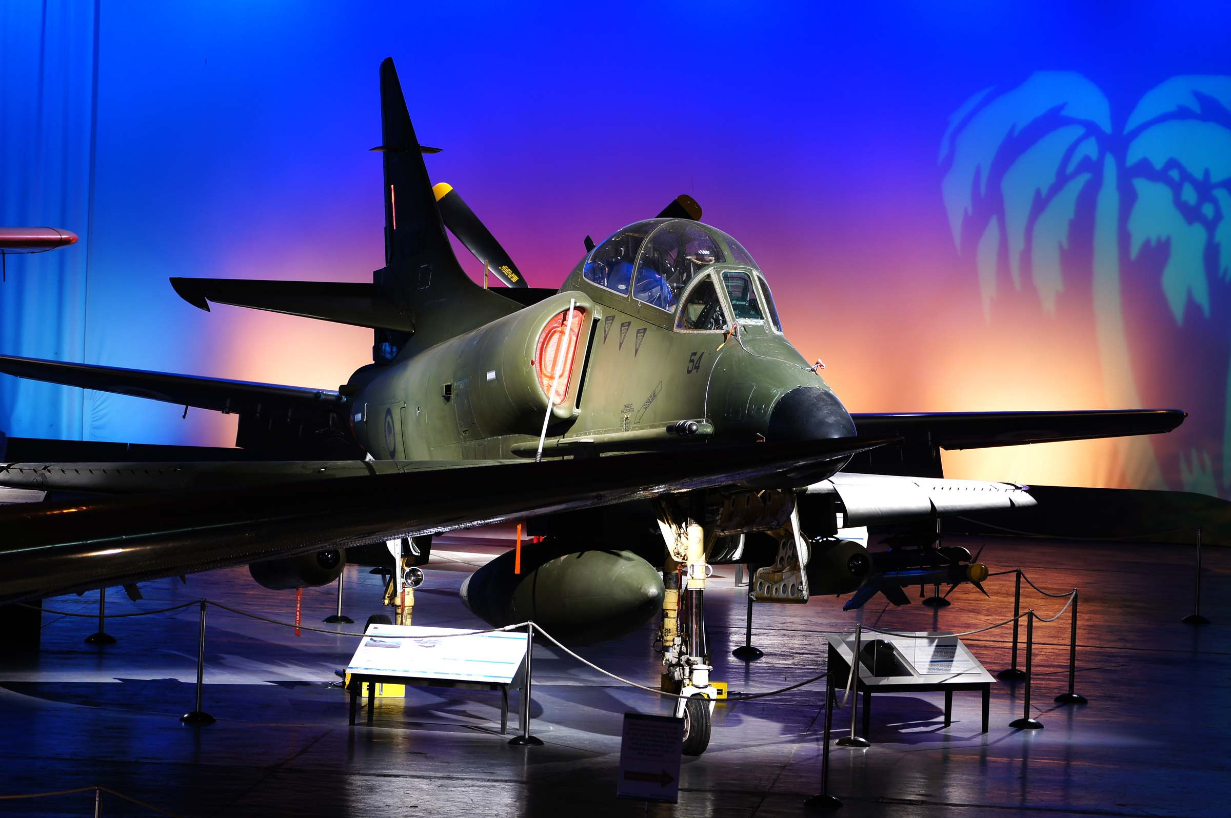 air force nz5 Air Force Museum of New Zealand   Must See Attraction