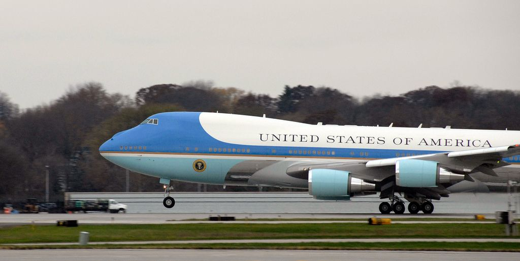 air force one3 Air Force One   The Safest Airplane in the World