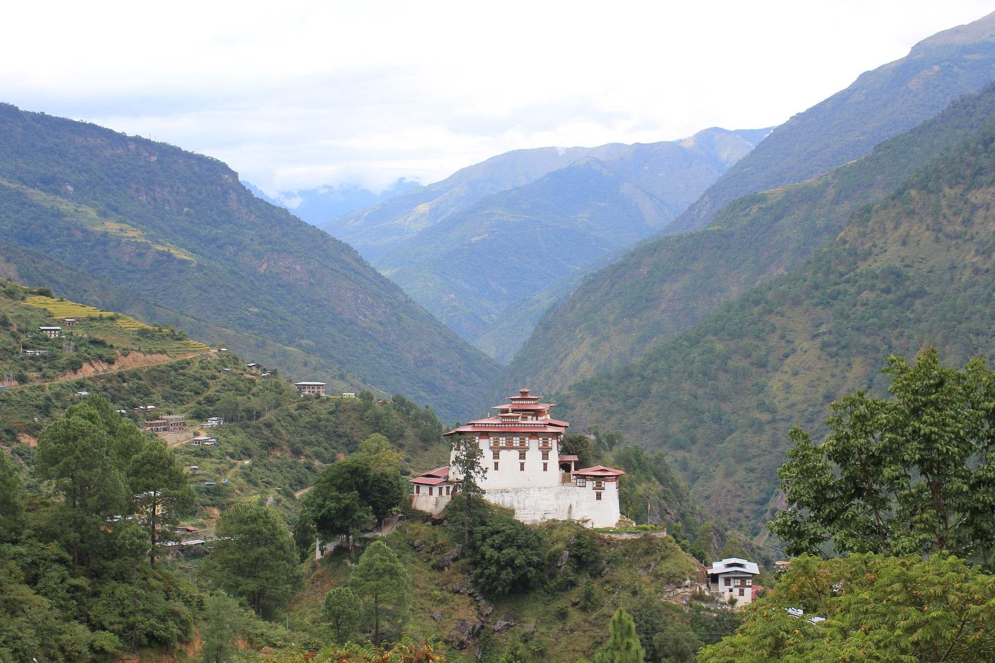 bhutan11 Bhutan   The Land of the Thunder Dragon