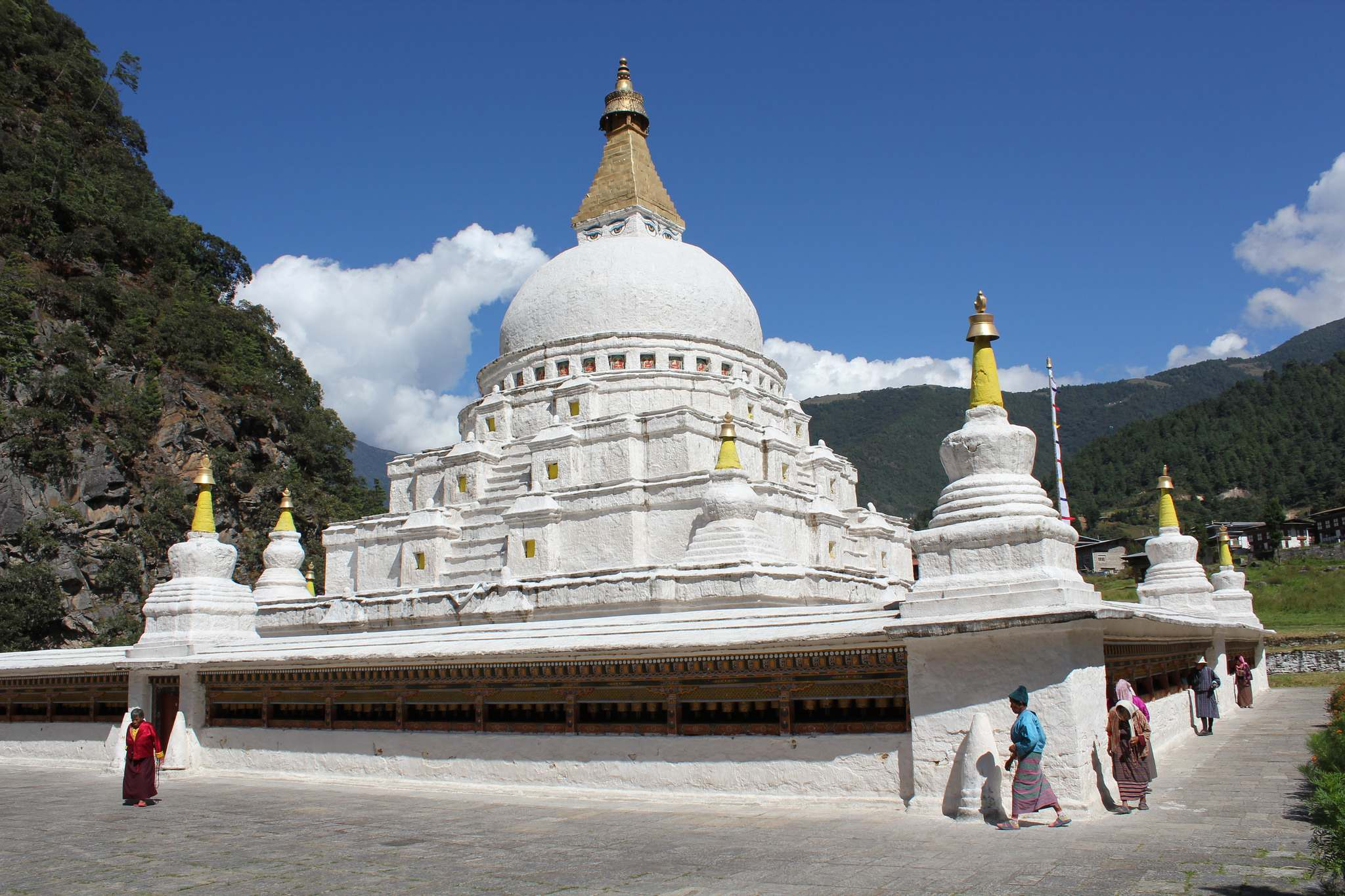 bhutan14 Bhutan   The Land of the Thunder Dragon