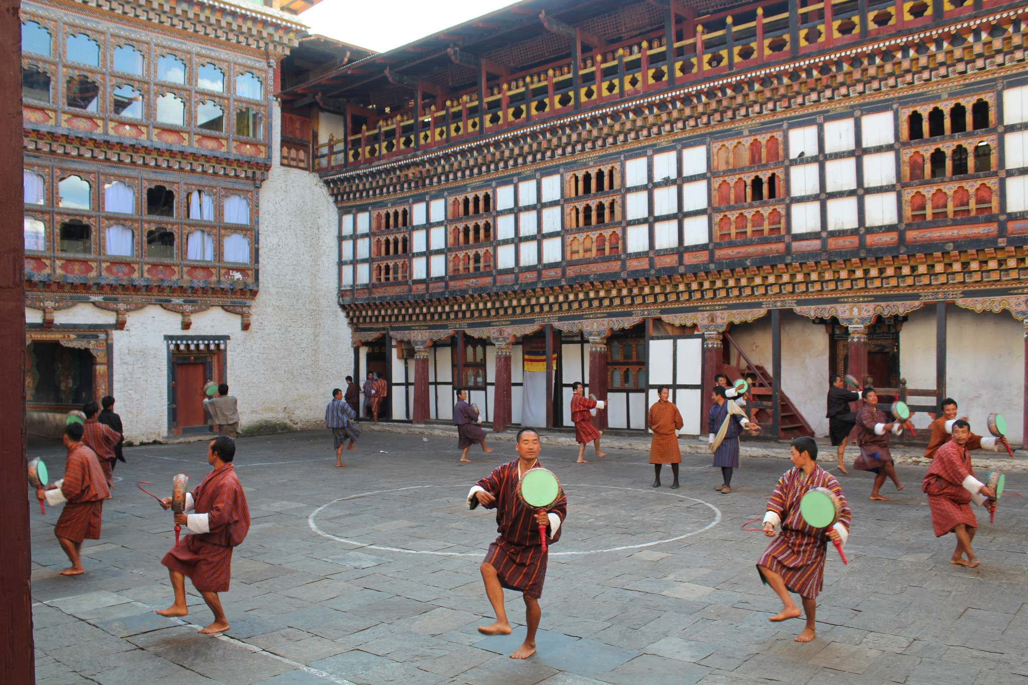 bhutan15 Bhutan   The Land of the Thunder Dragon