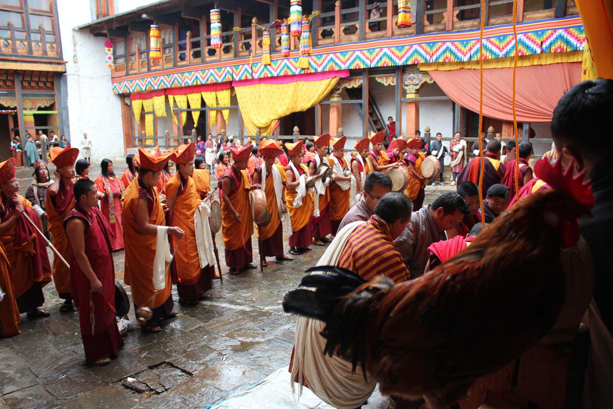 bhutan17 Bhutan   The Land of the Thunder Dragon