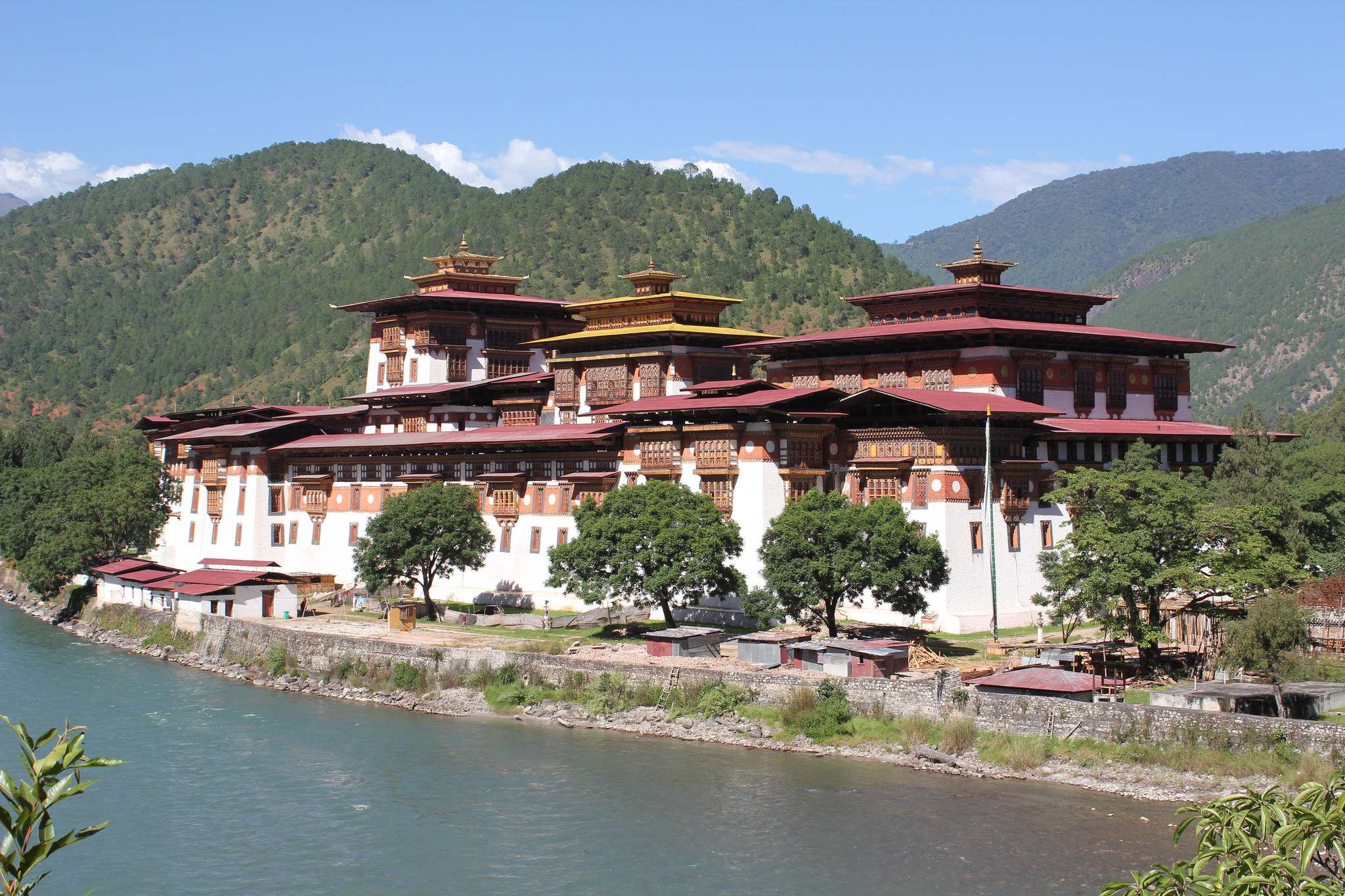 bhutan6 Bhutan   The Land of the Thunder Dragon