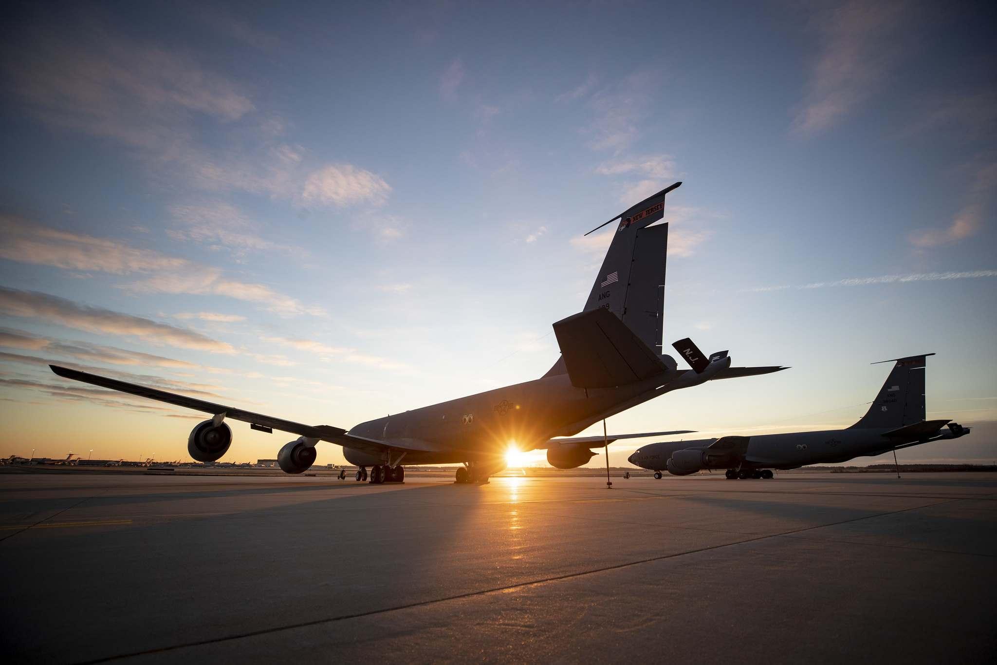 boeing kc 1355 Boeing KC 135R Stratotanker Photos
