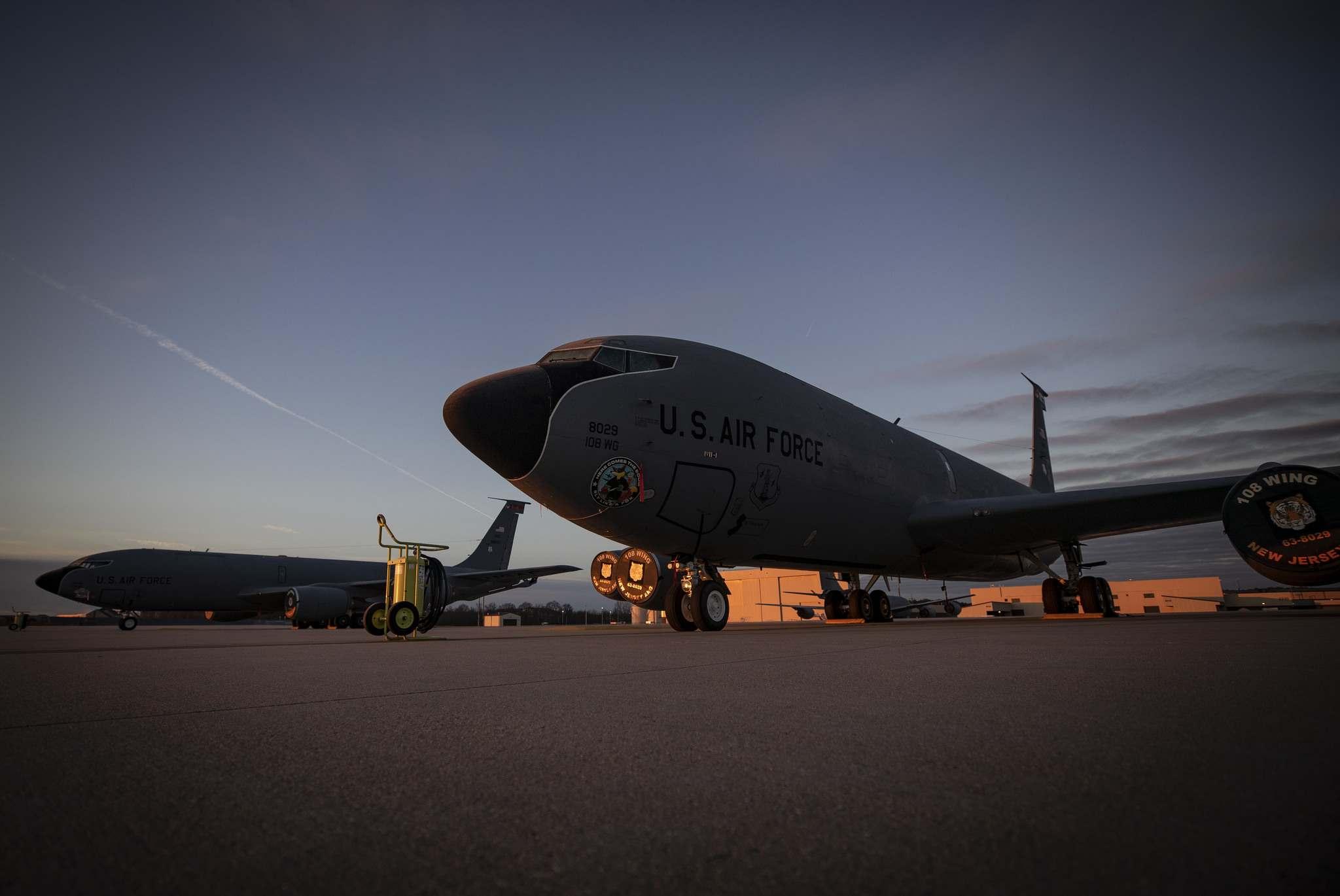 boeing kc 1356 Boeing KC 135R Stratotanker Photos