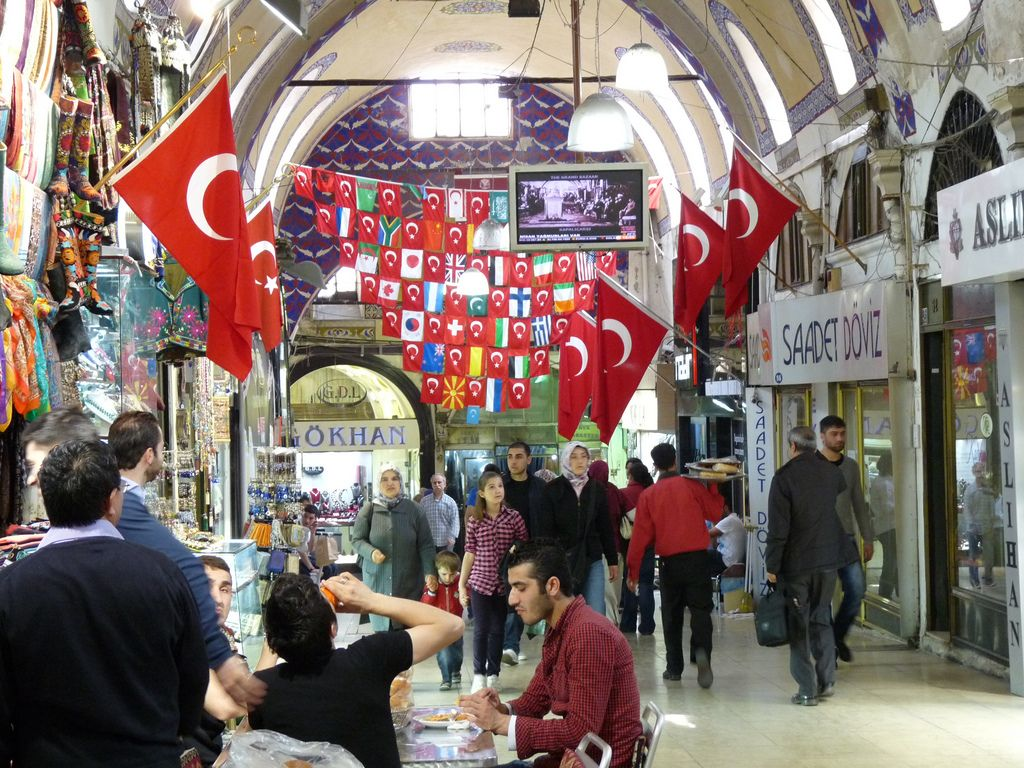 grand bazaar1 The Grand Bazaar Sales Tips in Istanbul