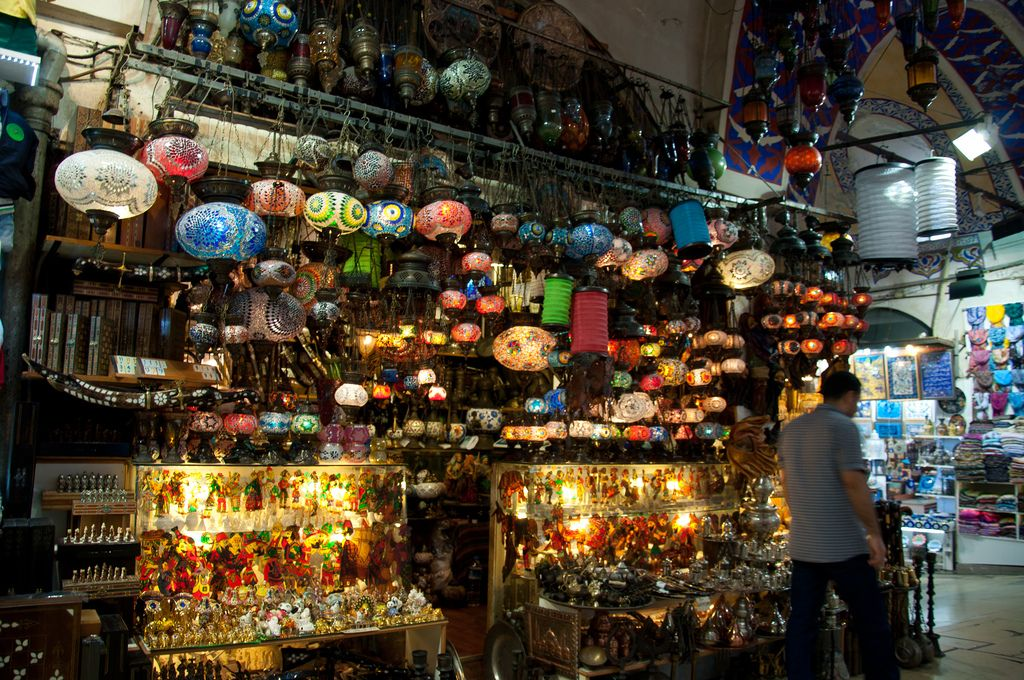 grand bazaar13 The Grand Bazaar Sales Tips in Istanbul