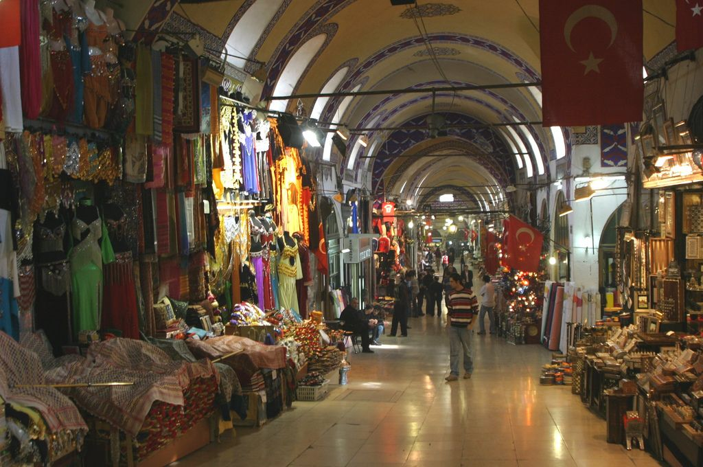 grand bazaar5 The Grand Bazaar Sales Tips in Istanbul