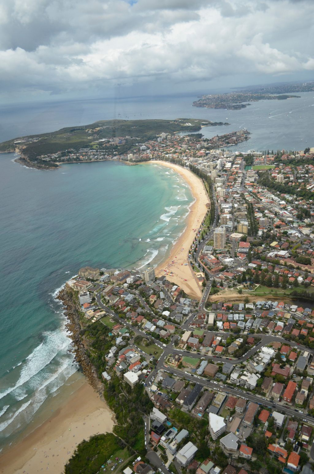helicopter flight6 Helicopter flight over Sydney