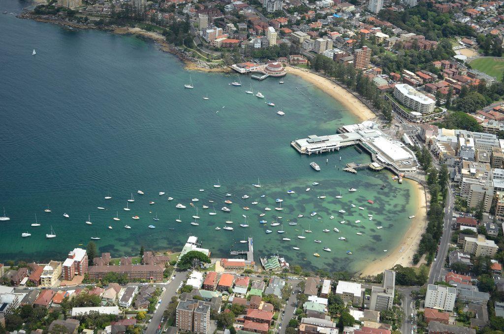 helicopter flight8 Helicopter flight over Sydney