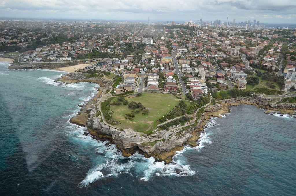 helicopter flight9 Helicopter flight over Sydney