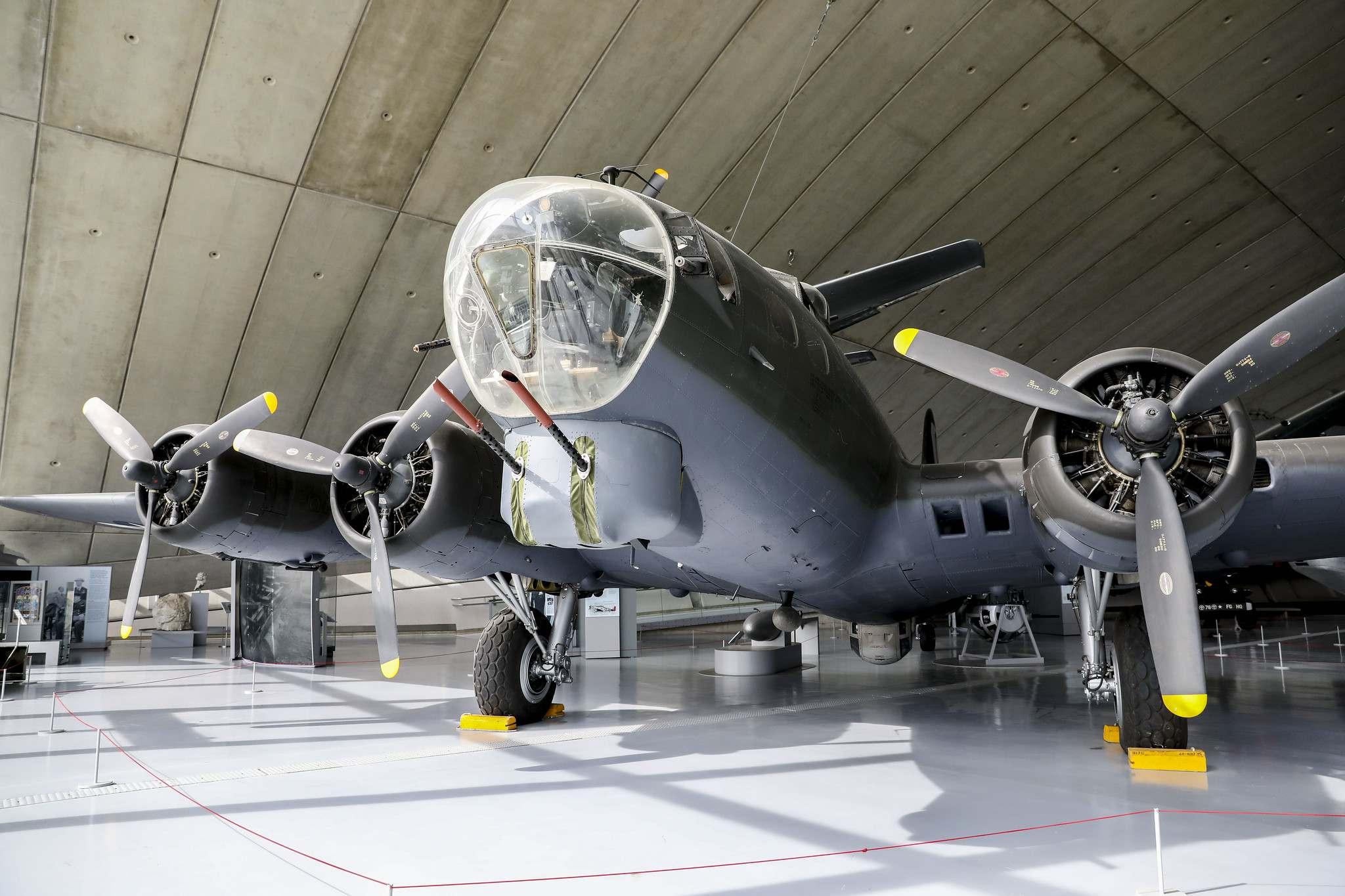 duxford air museum10 Imperial War Museum Duxford in Cambridge, England