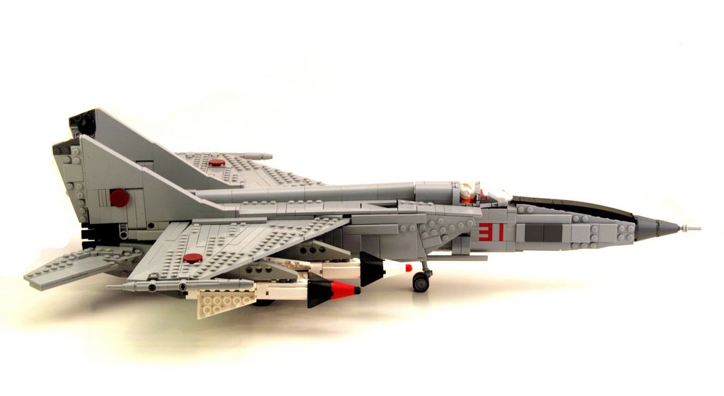 lego aircraft3 Lego Air Force
