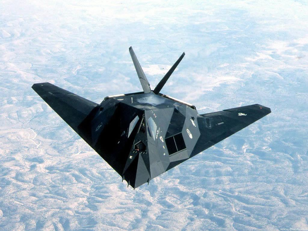 f 11715 Lockheed F 117 Nighthawk Still in Service