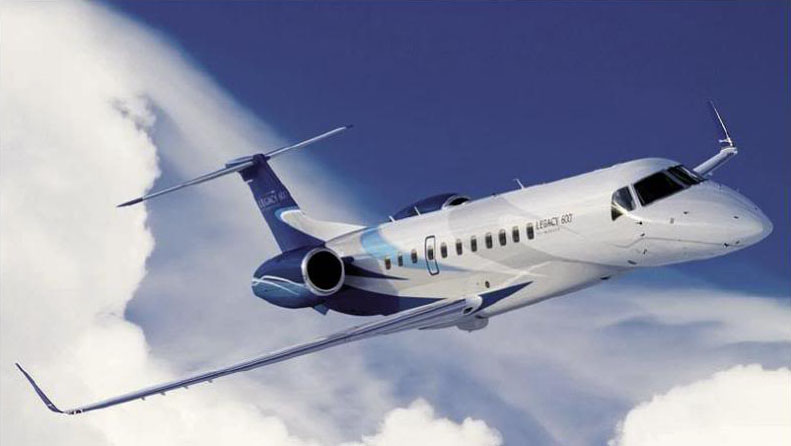 embraer jet6 Private Jet Embraer Legacy