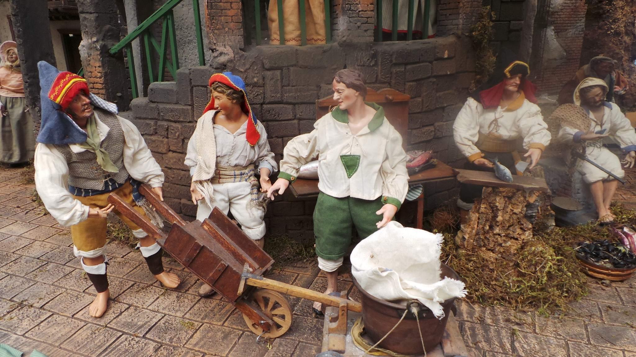 nativity scene9 Traditional Bethlehem in Las Palmas, the Gran Canaria