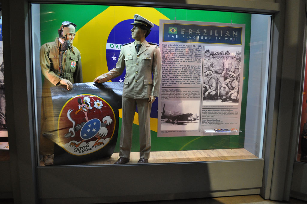 united states air force museum14 World War II Gallery   Exhibit in WPAFB