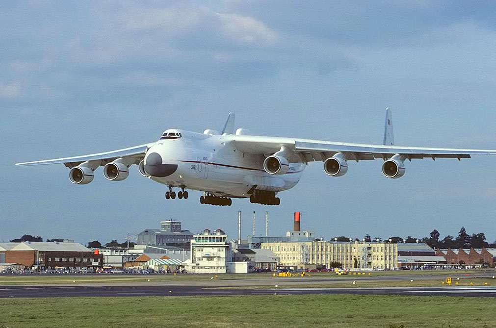 antonov an 2253 The Worlds Biggest Plane Antonov An 225 Mriya