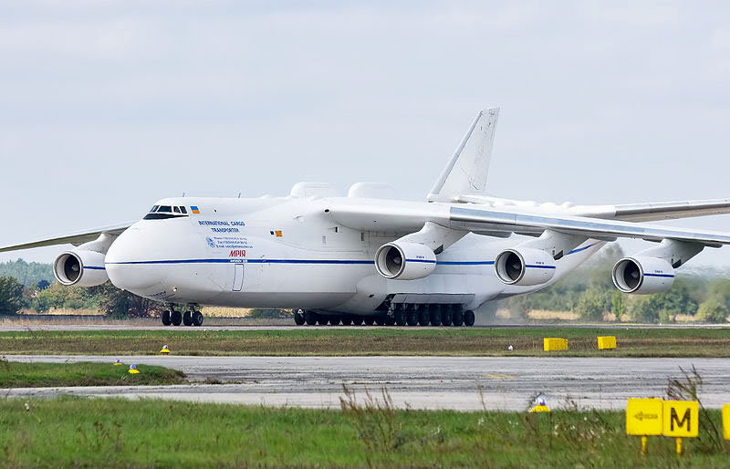 antonov an 2255 The Worlds Biggest Plane Antonov An 225 Mriya