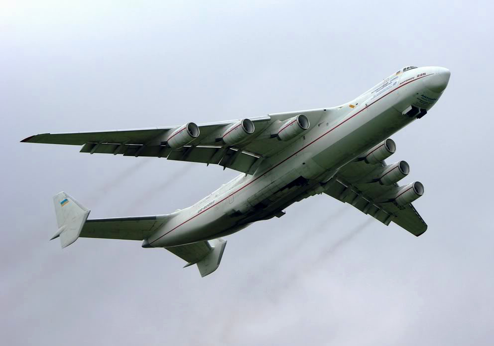 antonov an 2257 The Worlds Biggest Plane Antonov An 225 Mriya