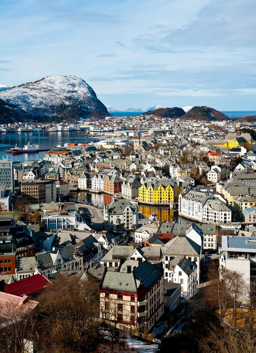 alesund8 Alesund   The Most Beautiful City in Norway