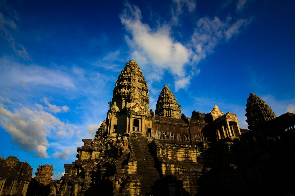 angkor wat6 Angkor Wat   UNESCO World Heritage