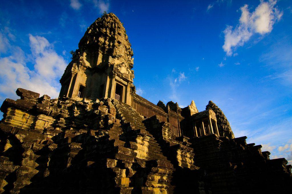 angkor wat7 Angkor Wat   UNESCO World Heritage