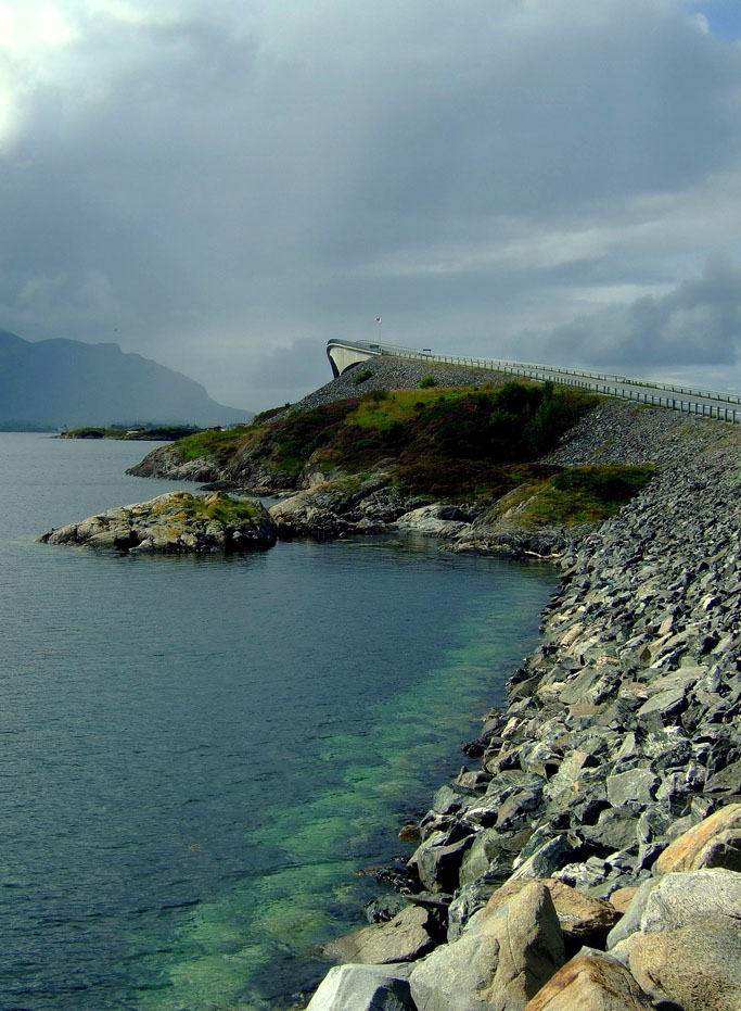 atlantic road6 Atlanterhavsveien   Best Road Trip in Norway