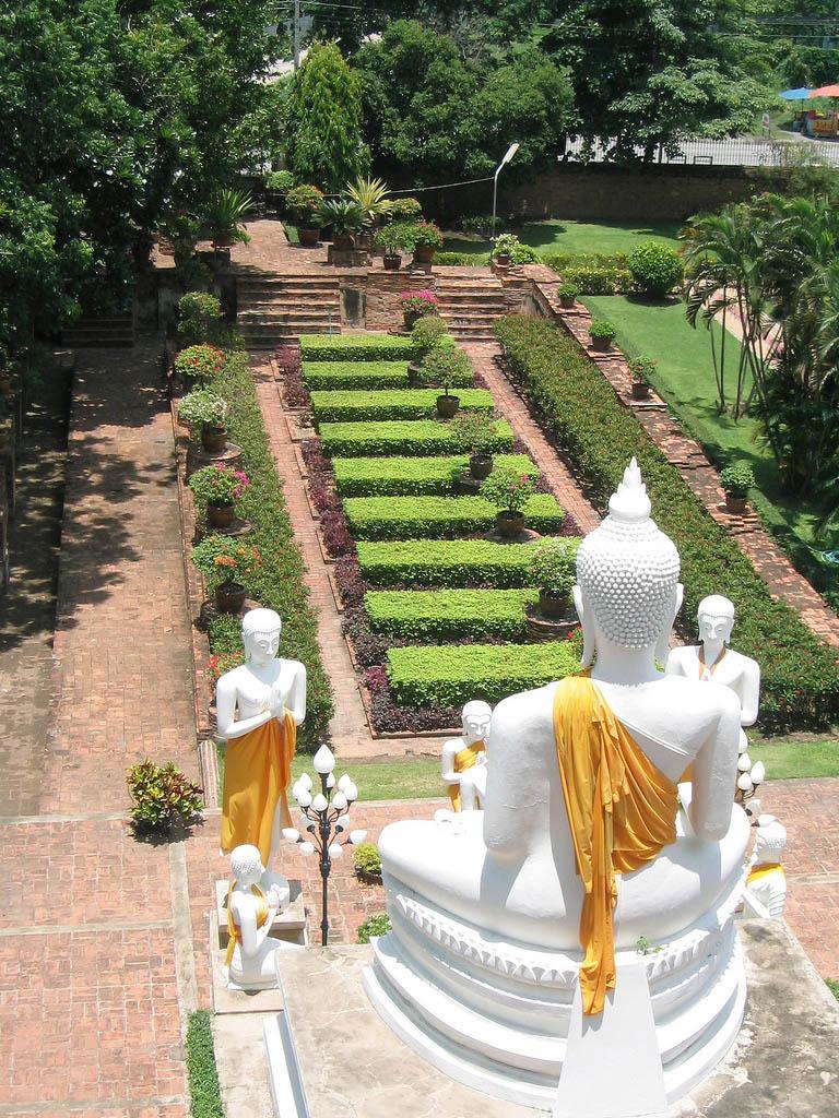 ayutthaya12 The Ayutthaya Historical Park