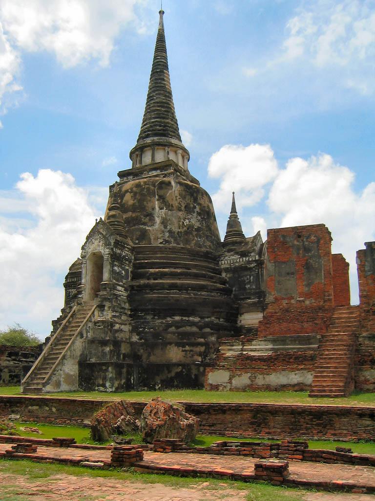 ayutthaya14 The Ayutthaya Historical Park