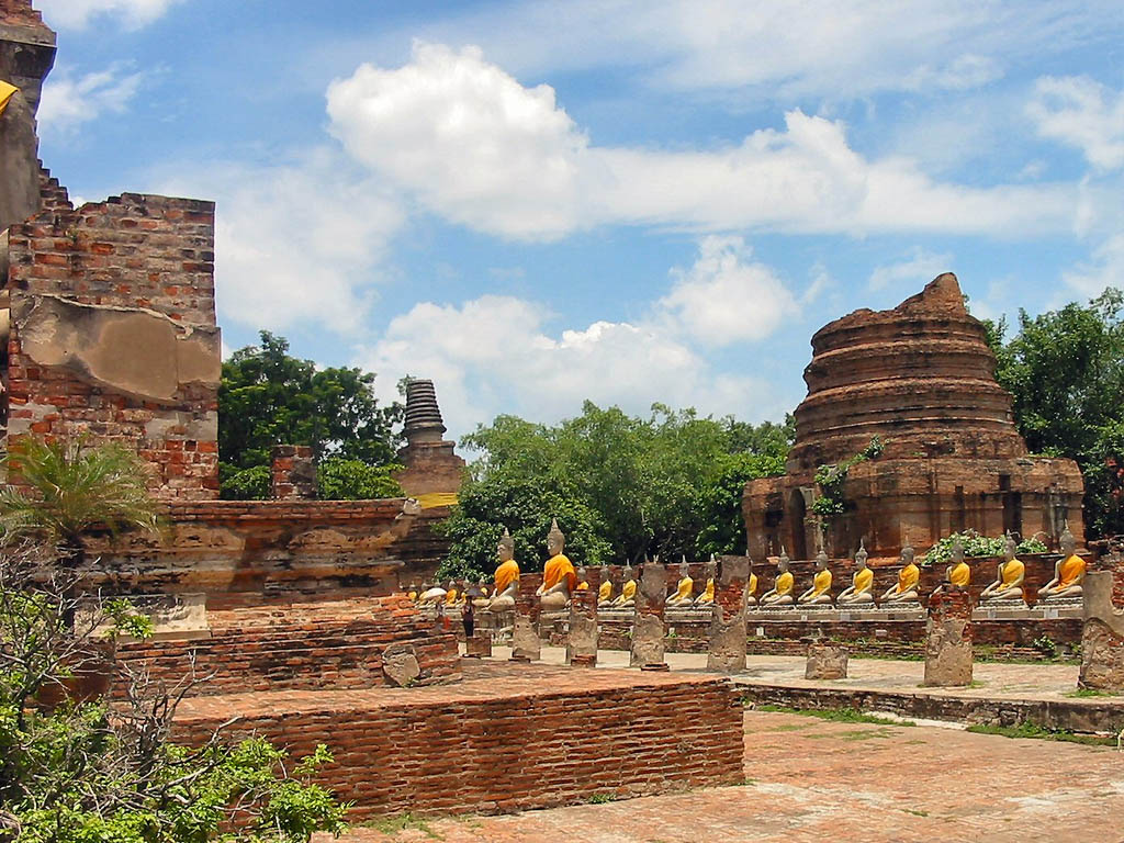 ayutthaya17 The Ayutthaya Historical Park