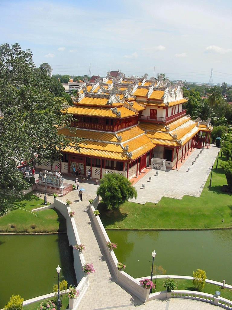 ayutthaya18 The Ayutthaya Historical Park