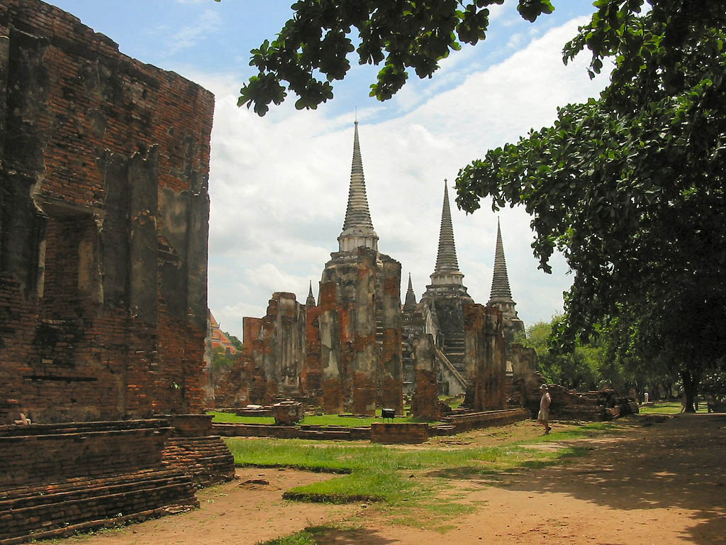 ayutthaya19 The Ayutthaya Historical Park