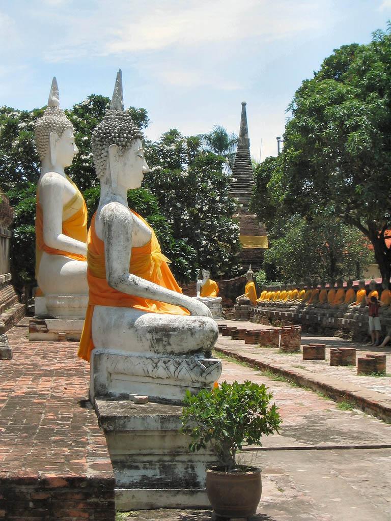 ayutthaya6 The Ayutthaya Historical Park