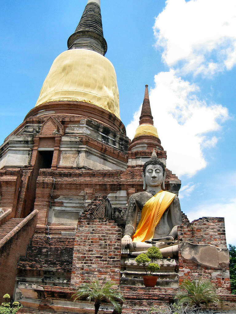 ayutthaya7 The Ayutthaya Historical Park