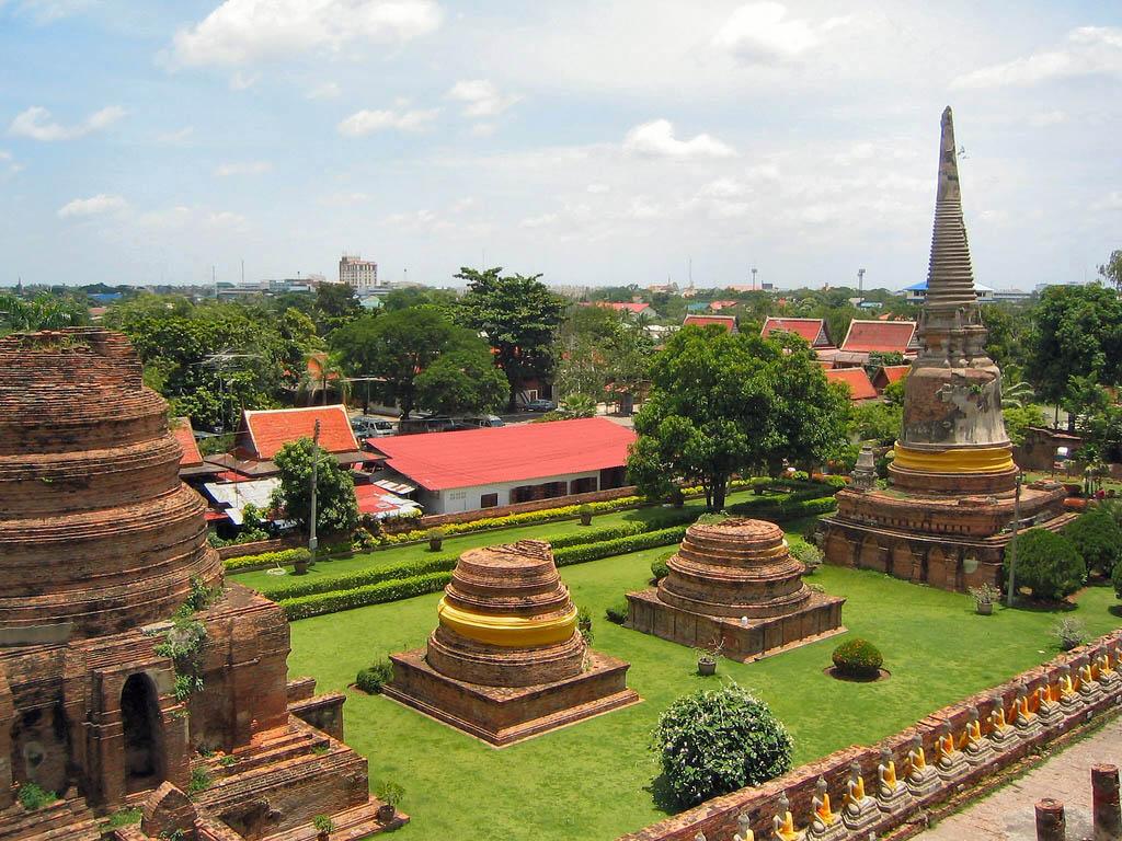 ayutthaya8 The Ayutthaya Historical Park