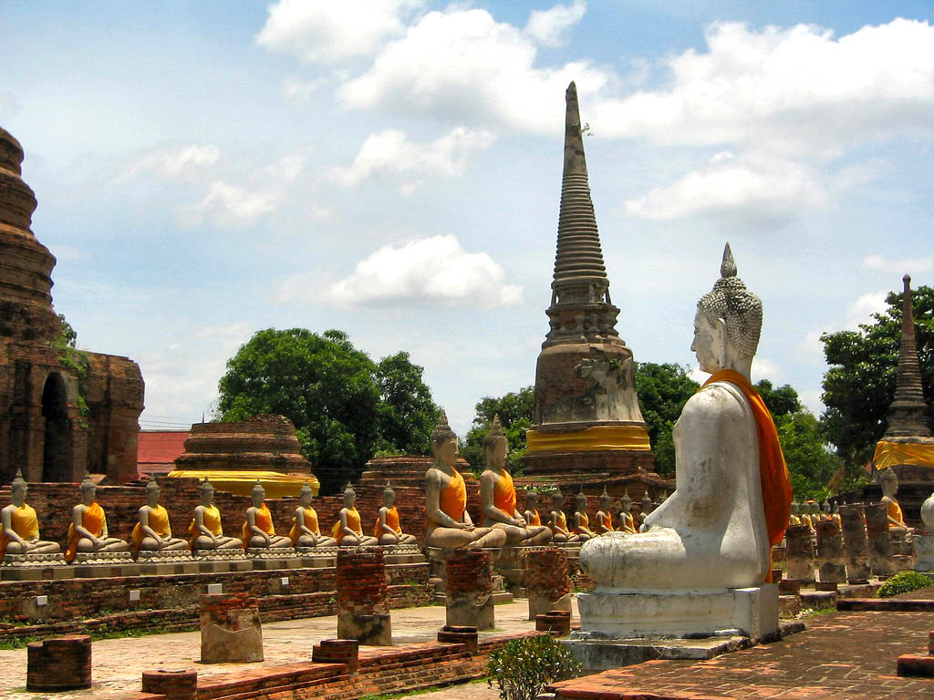 ayutthaya9 The Ayutthaya Historical Park