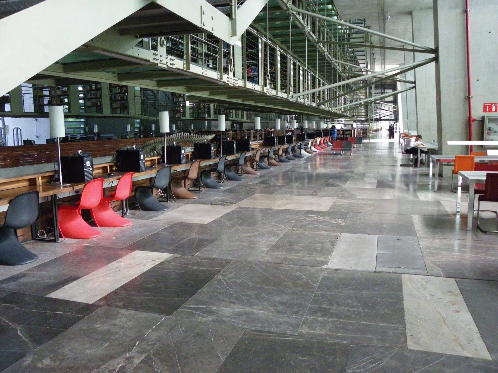biblioteca vasconcelos6 Biblioteca Vasconcelos   Public Library in Mexico City