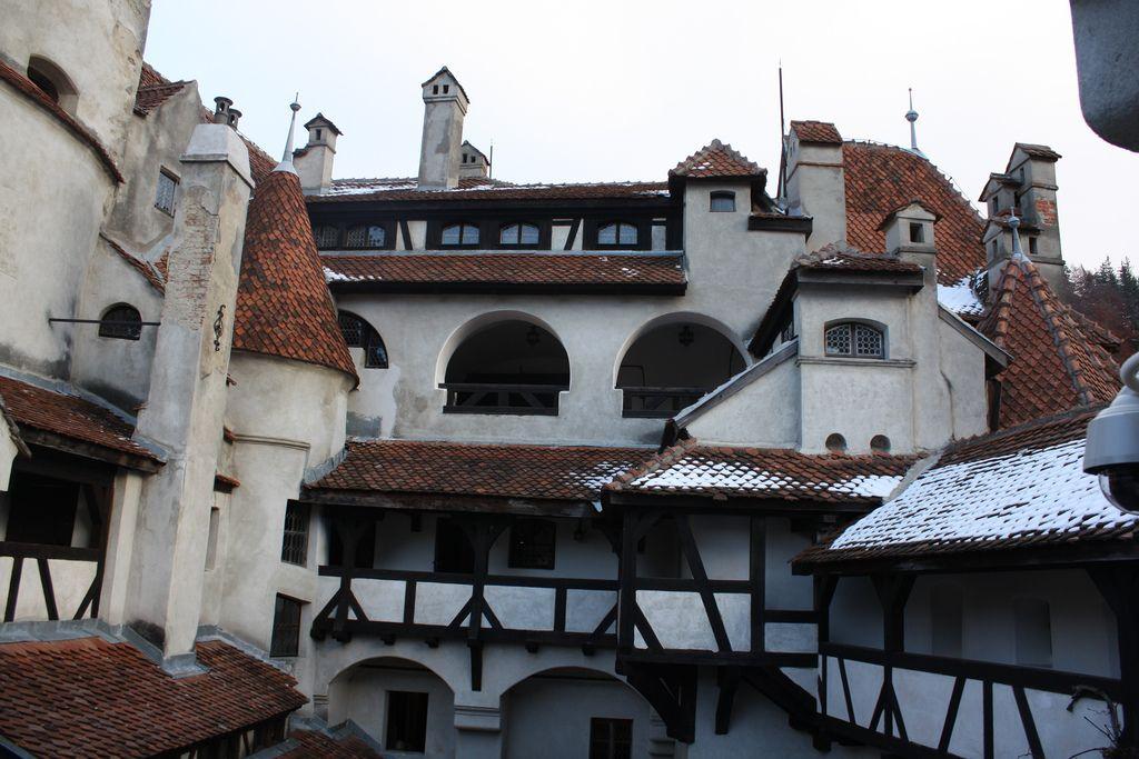 bran castle5 Bran Castle aka Draculas Castle