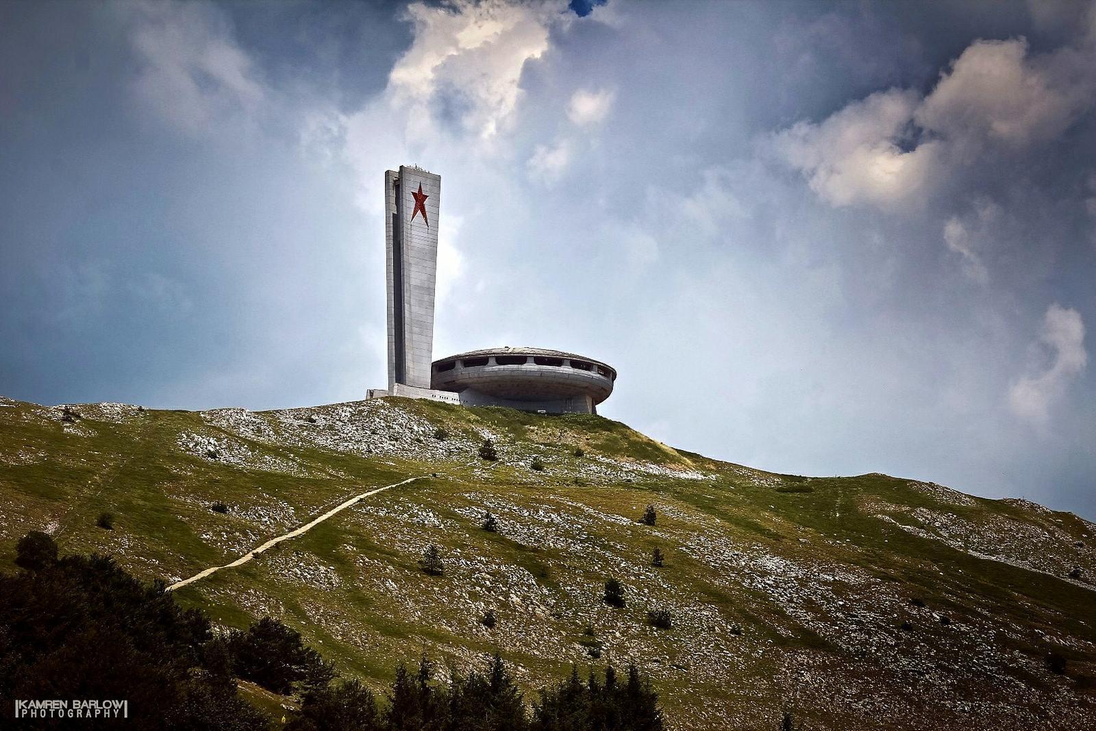 buzludzha13 Buzludzha   Forgotten Communist Monument
