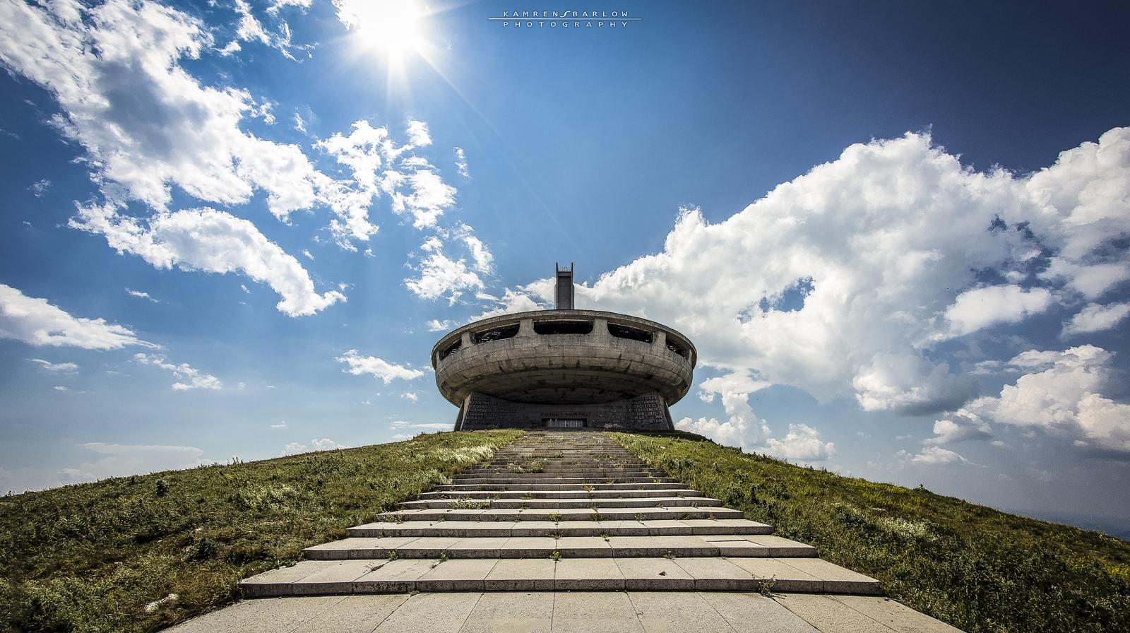buzludzha8 Buzludzha   Forgotten Communist Monument