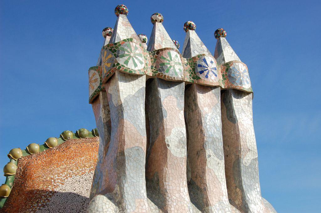 casa batllo1 Casa Batllo   Original Work by Antoni Gaudi