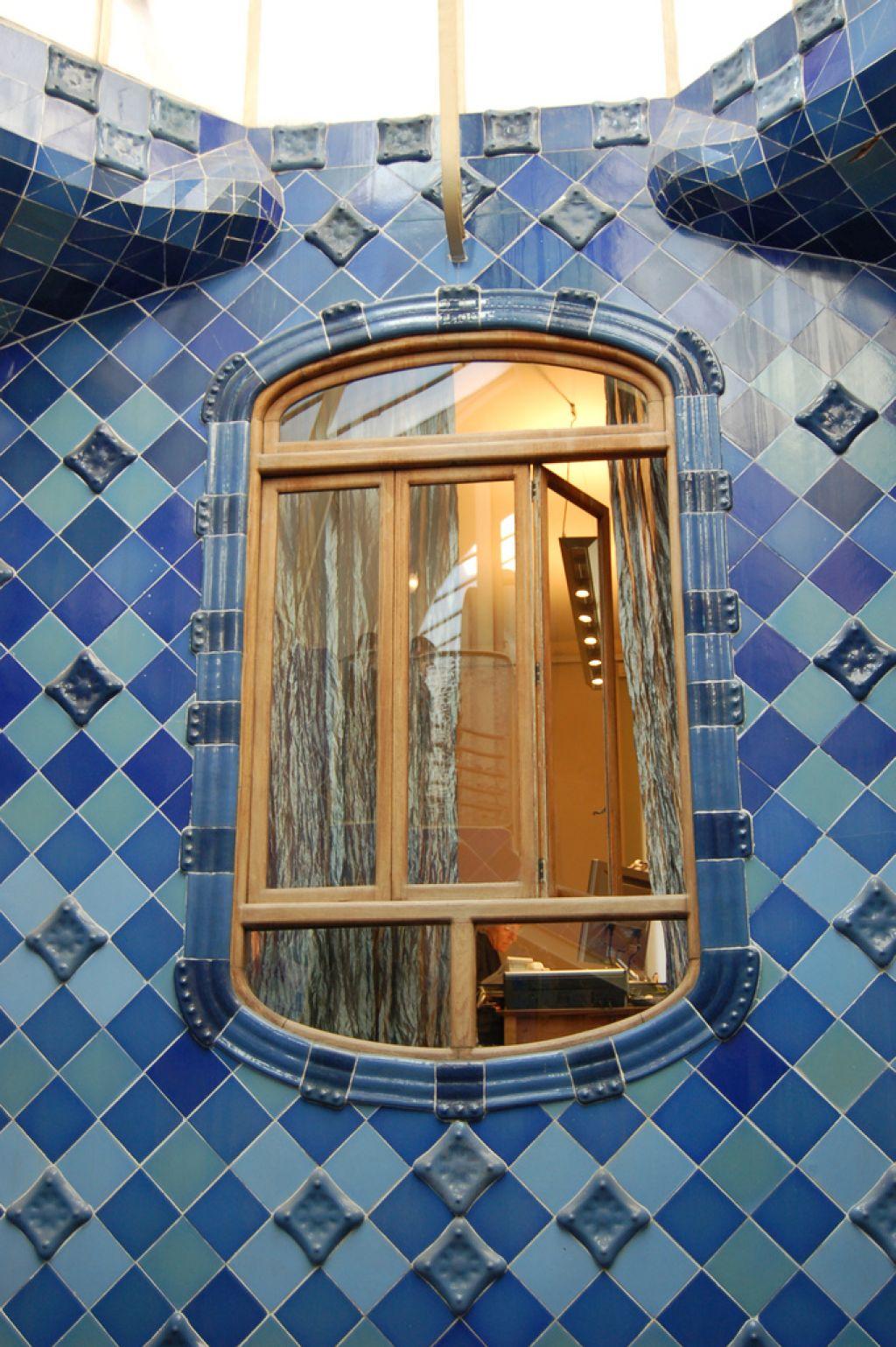 casa batllo10 Casa Batllo   Original Work by Antoni Gaudi