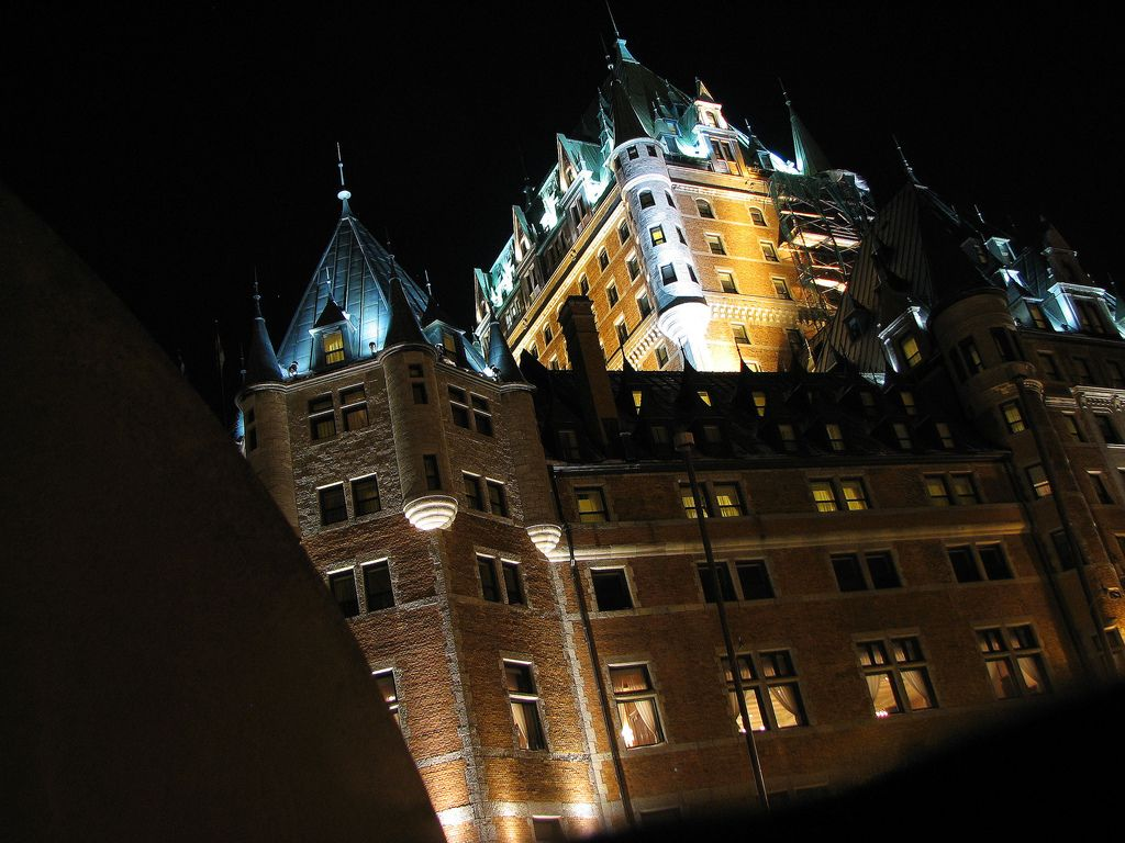 frontenac5 Chateau Frontenac   National Historic Site of Canada