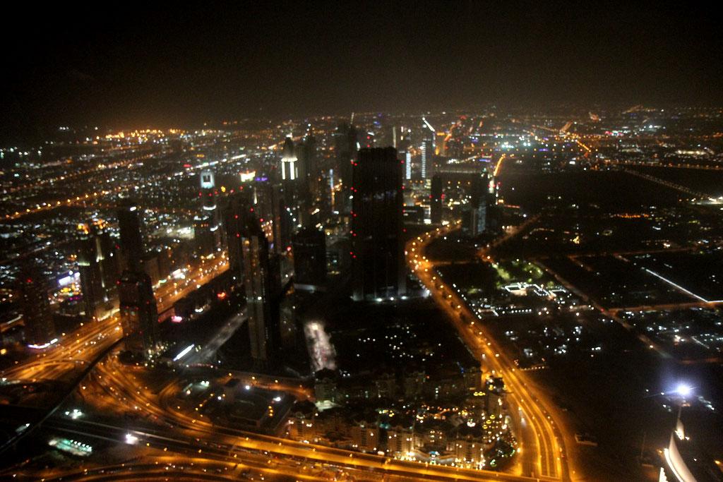 dubai night9 Dubai City at Night