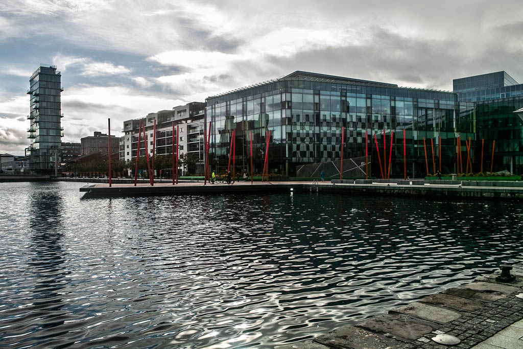 docklands1 Dublin Docklands   Exploring Modern Architecture to Historic Buildings