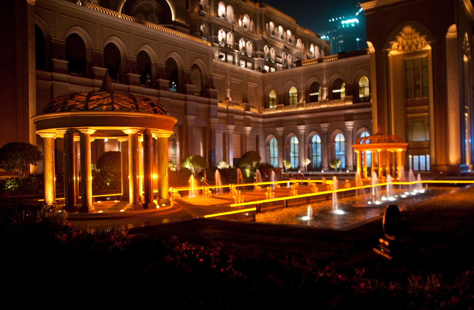 emirates palace abu dhabi11 Emirates Palace   The Seven Star hotel of Abu Dhabi