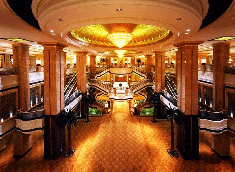 emirates palace abu dhabi3 Emirates Palace   The Seven Star hotel of Abu Dhabi
