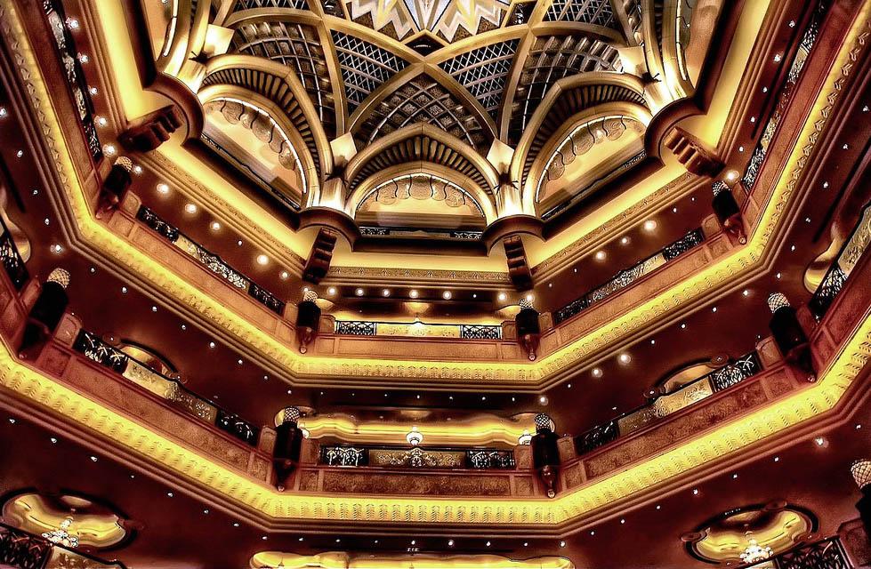 emirates palace abu dhabi7 Emirates Palace   The Seven Star hotel of Abu Dhabi